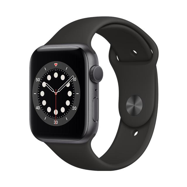 ● GPS ★ 黑色運動型錶帶• GPS 錶款能讓你在腕上打電話與回訊息• 使用全新的感測器與 app 測量你的血氧濃度• 手腕放下時,隨顯 Retina 顯示器在室外的亮度提升達 2.5 倍• 與