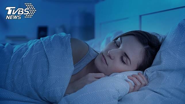 外國網站曝五大妙招讓你一夜好眠。 圖/示意圖