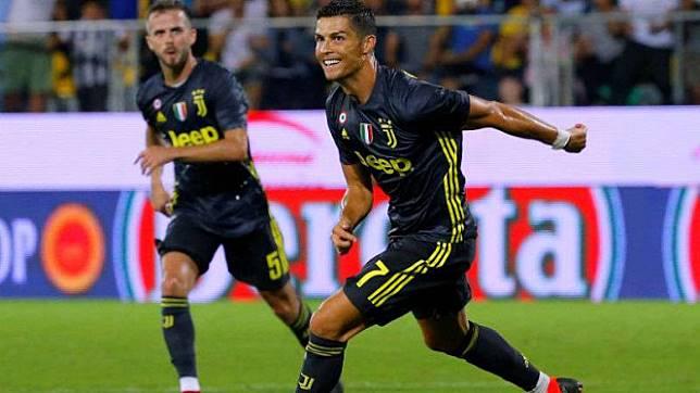 Imbas Kedatangan Ronaldo, Serie A Lebih Bergairah