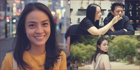 10 Foto Cantik VJ Laissti, Mantan Baim Wong yang Suapin Ariel