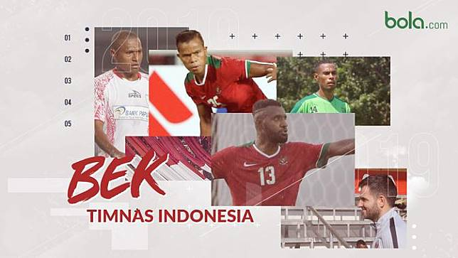 Bek Timnas Indonesia