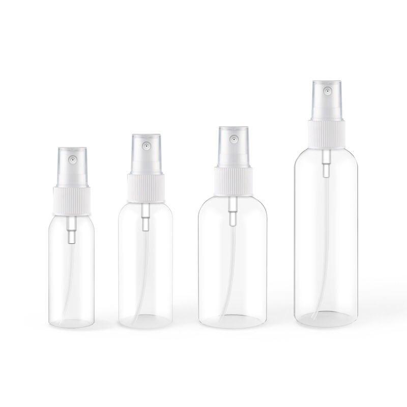 噴霧瓶噴壺清潔專用噴瓶酒精84消毒分裝瓶化妝補水小空瓶細霧便攜