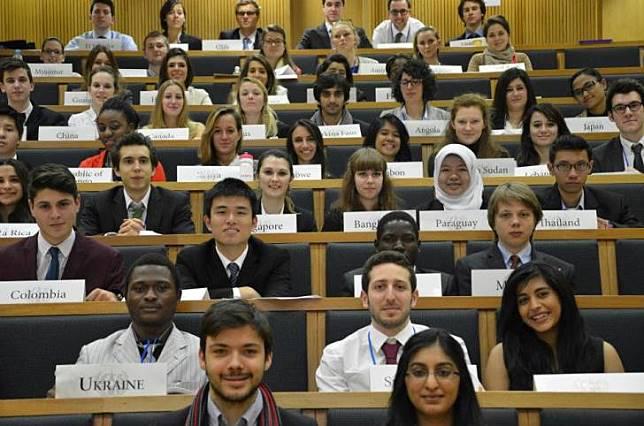 Sekilas Mengenai International Leaders Model United Nations