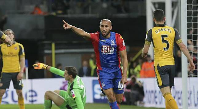™  Crystal Palace Bikin Arsenal Babak Belur