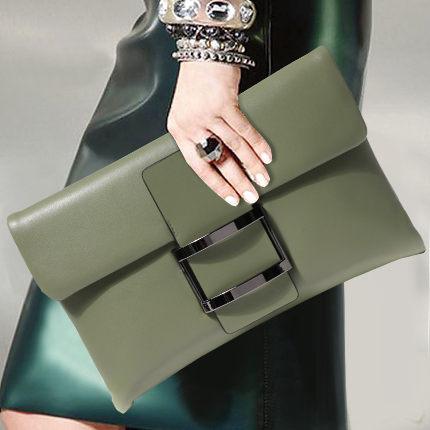 宴會包 真皮包包信封包氣質手包女韓版大容量時尚百搭宴會包女包 新品特賣