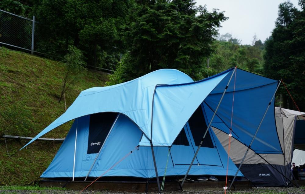 威力屋 BIG LION 露營帳篷,13年來最重視台灣味的帳篷品牌