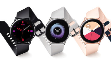 Samsung Galaxy Watch Active 內建心跳警示功能,Galaxy Fit 與 Galaxy Fit e 支援水下 50 公尺