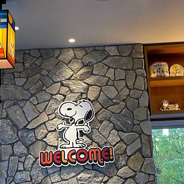 PEANUTS Cafe 名古屋のundefinedに実際訪問訪問したユーザーunknownさんが新しく投稿した新着口コミの写真
