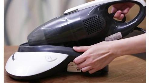 連PM2.5都可以瞬間濾淨!日本siroca塵蹣吸塵器