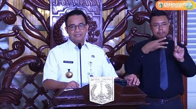 Fakta-fakta Anies Kalah di Pengadilan Soal Reklamasi Pulau G
