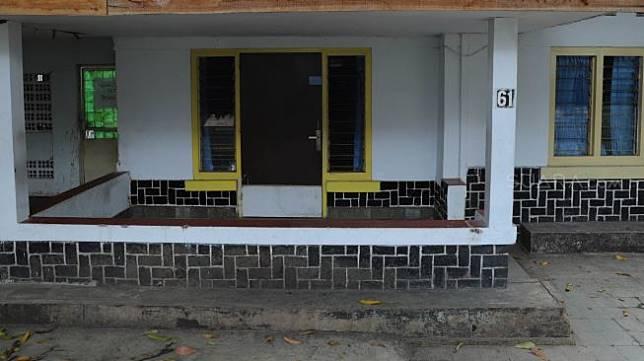 Klinik aborsi Paseban, Senen, Jakarta Pusat, Minggu (16/02). [Suara.com/Alfian Winanto]