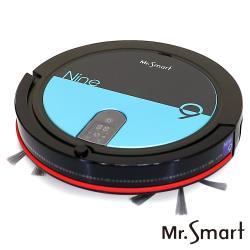 【限時送水箱】Mr.Smart 9S全新再進化 高速氣旋吸塵掃地機器人-五色可選