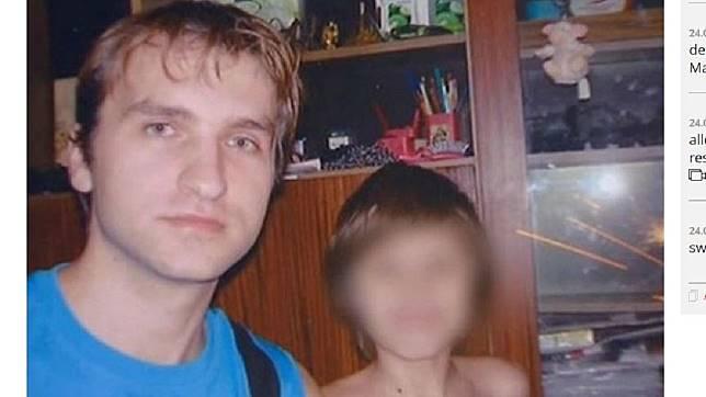 男童自9歲起就遭到囚禁,過程長達10年。圖/翻攝自「crimerussia」網站