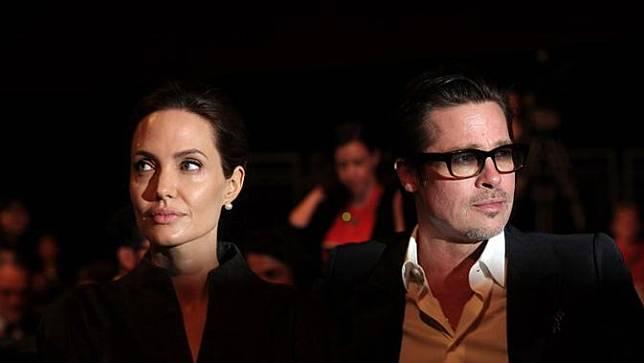 Angelina Jolie Cerai dengan Brad Pitt Demi Kesejahteraan Keluarga