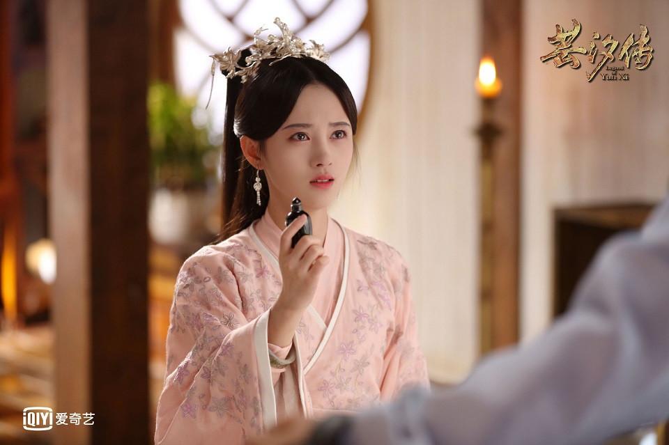 古裝劇「粉衣女神」9:鞠婧禕《芸汐傳》、《九州天空城》