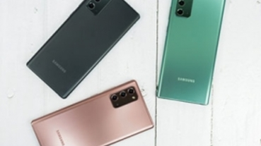 三星 Galaxy Note 20 台灣市售版【完整三色】開箱分享
