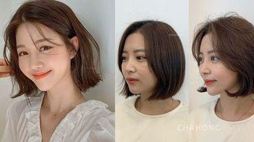 雲朵捲髮+瀏海是髮型減齡的關鍵!10款「耳下短髮」熱搜髮型推薦