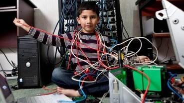 六歲兒童成為世界最年輕「電腦專家」 更在五歲時通過微軟考試