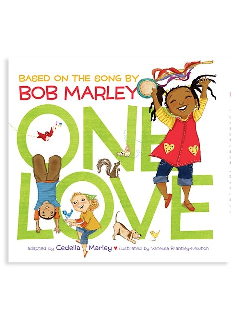 Now in board book for the first time, One Love brings Bob Marley's most beloved song to life for a n