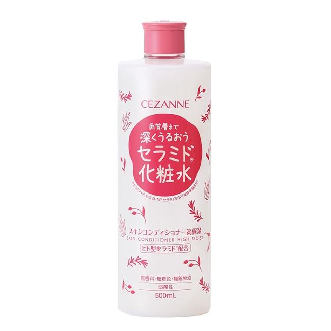 商品規格商品簡述:CEZANNE 高滲透保濕化妝水 100規格:500ML原產地:日本深、寬、高:6.5x6.5x20保存環境:室溫有效期限:5年