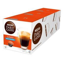 雀巢-低咖啡因美式濃黑咖啡膠囊 (48顆/48杯)