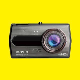 【NAGAOKA】前後2カメラドライブレコーダー