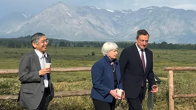 Bos 4 Bank Sentral Akan Pensiun, Bagaimana Nasib Ekonomi Dunia?