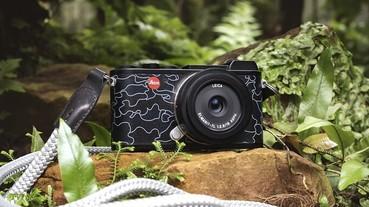 與攝影師 Jean Pigozzi 合作創作,徠卡發表都市叢林特別版 Leica CL