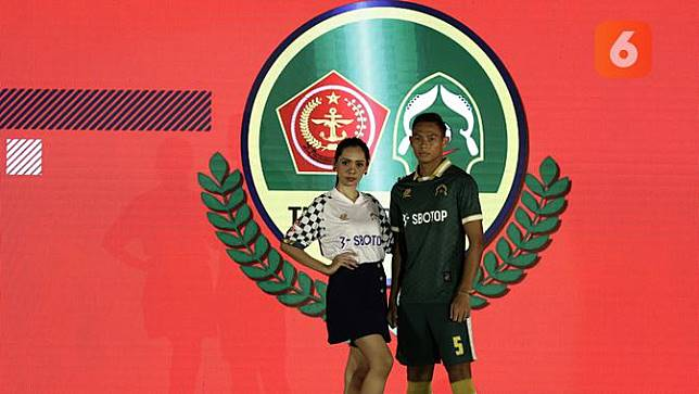 launching jersey Shopee Liga 1 2020