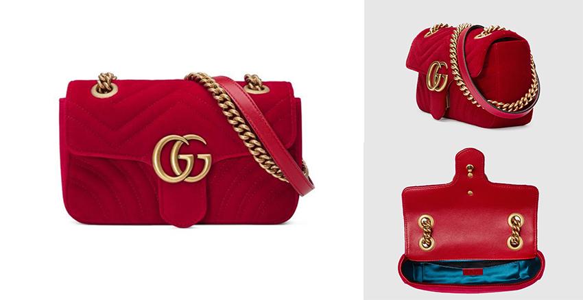 美周報 Gucci 紅包