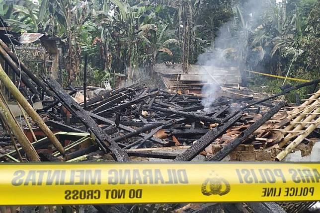 Korban Kebakaran di Sukabumi Ada yang Patah Tulang Leher