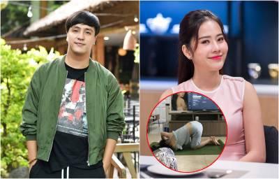 Nam Em bị Tăng Nhật Tuệ 'điểm mặt gọi tên' đòi nợ sau khi gửi hình chổng mông cho Lee Min Ho