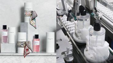 Dior抗菌乾洗手誕生! LVMH防疫不遺餘力, 其下工廠全面停產香水力挺歐洲抗疫