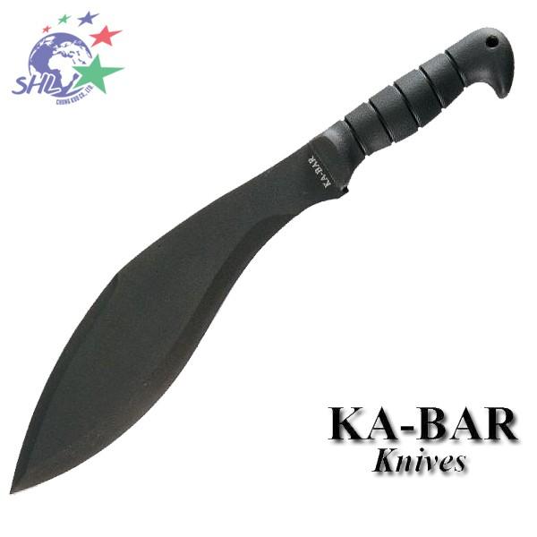 KA-BAR Machete Kukri 廓爾喀大彎刀 / 中碳鋼 - 1249