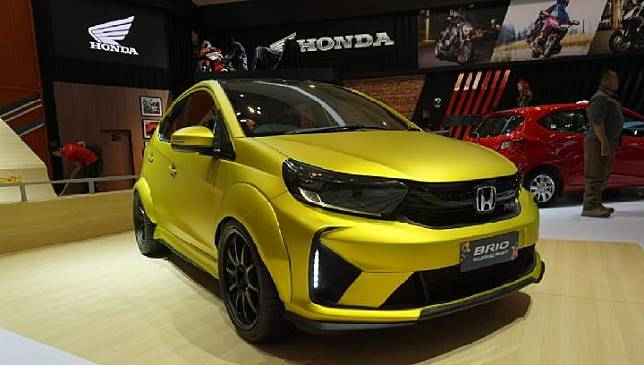 Honda Brio Modifikasi. Dok HPM
