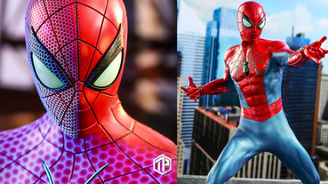 Hot Toys 推出全「Spider Armor MK IV Suit」1:6 人偶!