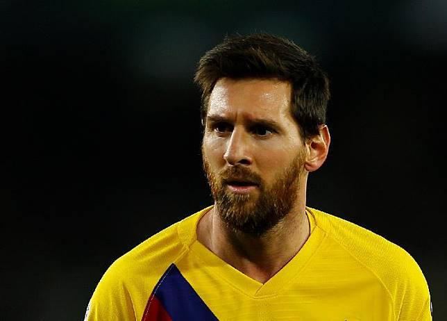 Lionel Messi Aalami Paceklik Gol Terburuk di La Liga Sejak 2014