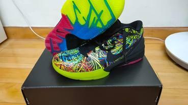 網友 蔡孟翔 鞋評 / Nike Zoom Kobe VI Protro
