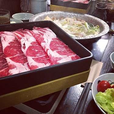 実際訪問したユーザーが直接撮影して投稿した西新宿しゃぶしゃぶ鍋ぞう 新宿西口店の写真
