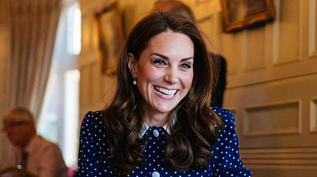 Kate Middleton. (Instagram/@kensingtonroyal)