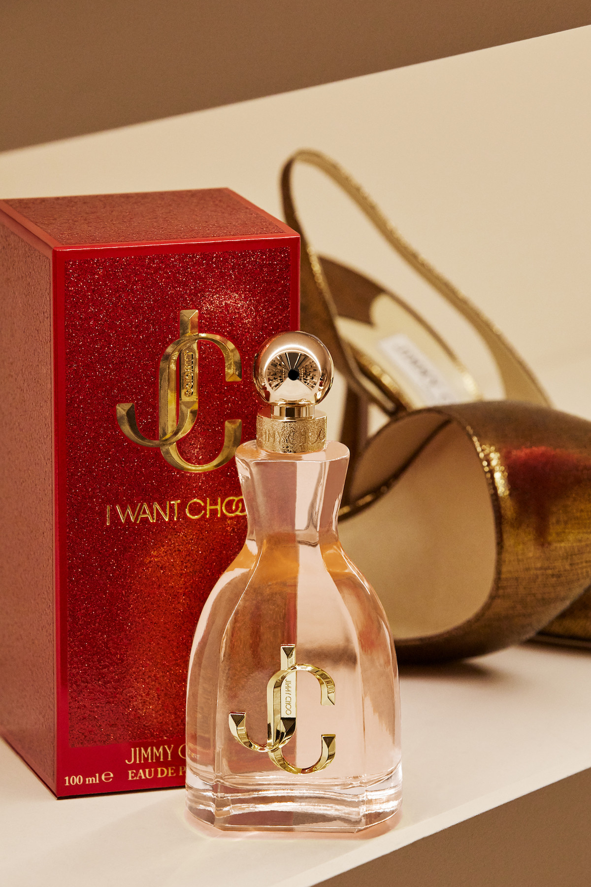 JIMMY CHOO - I WANT CHOO 熾愛同名淡香精 40ml,NT.2250