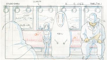 歡迎進入宮崎駿動畫世界 「吉卜力動畫手稿展」明年 1 月登台