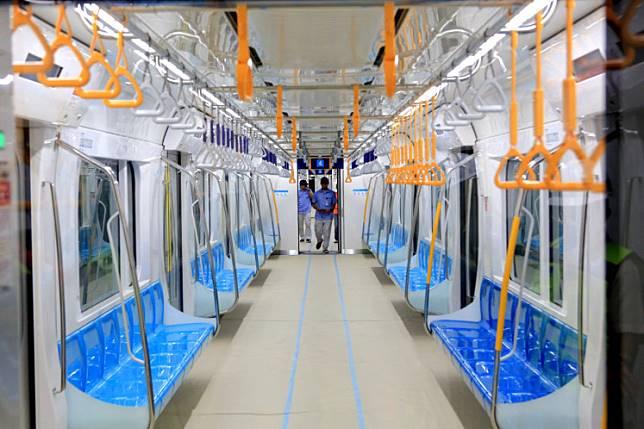 Mrt Jakarta Targets 285 600 Passengers In Public Trial Run