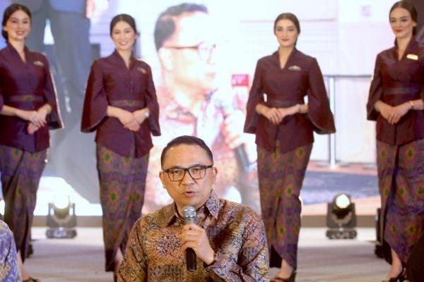 Mantan Dirut Garuda Indonesia I Gusti Ngurah Askhara Danadiputra