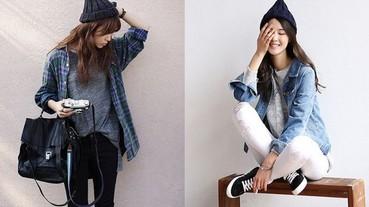 秋季「韓」風來襲!韓國女孩的 10 大穿搭法則