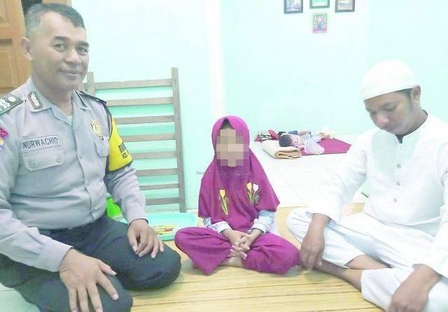 Dua Bocah SD Berhasil Lolos dari Penculikan, Pelakunya Pria Bercadar