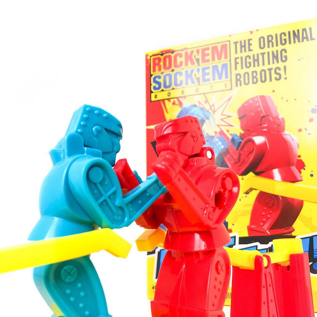 【特賣商品】拳擊機器人大戰(旅行版) ROCK'EM SOCK'EM ROBOTS 繁體中文正版 含稅附發票 實體店面