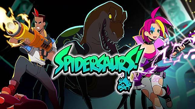 Spidersaurs, Shooter Klasik Ala 01