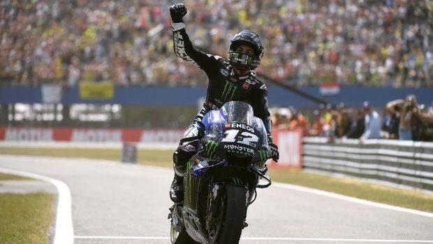 Manis dan Pahit Rossi di MotoGP Belanda