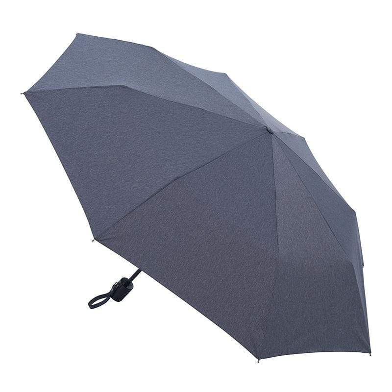 A.Brolly亞伯尼 Savile薩佛紳士折傘-紳士灰